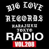 BIG LOVE RECORDS RADIO vol.208 (DEC.22.2018) [THE BEST ALBUM OF 2018 No.20-11]
