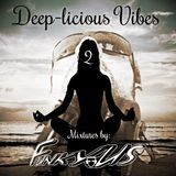 Deep-licious Vibes 2 - Mixtures by FunkyUS
