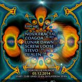 E07 Lunar Dawn, PsiloCybian, DJ Stevo, Timewarp