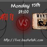 Basketaki Web Radio - Ta Remalia to skasan - 15/05/2017 [Guests - DWMATIO78]