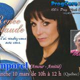 TEMPOREL (10 mars 2019 - Renée Claude)