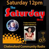 The Saturday Show - @CCRSaturdayShow - James Henry House - 20/06/15 - Chelmsford Community Radio