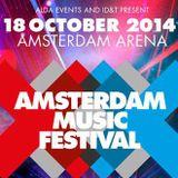 Deorro @ Amsterdam Music Festival (Amsterdam ArenA, ADE 2014) – 18.10.2014