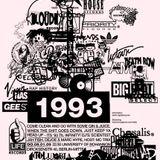 Jah Fish - Rap History 1993 mix