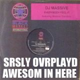 Massive Overload: DJ Massive Tribute mix