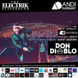 Electrik Playground 20/5/17 inc Don Diablo Guest Session