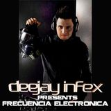 Frecuencia Electronica Presents - Deejay Infex - The Honey Badger