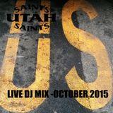 Utah Saints Live Club Mix - October 2015