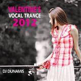 Valentine's Vocal Trance Mix 2012