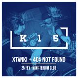 K15. parte 2 Exclusive Mini Mix By: Xtanki & 404  Only w/ Portuguese Tunes !