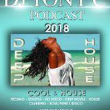 Dee House 24 Mixed By Dj Tony C 2018
