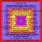 Earlydoorstothelatenitehouselounge Volume 70 May 2017