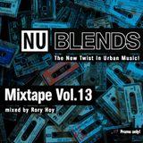 Nu Blends Mixtape Vol.13