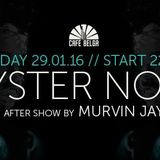 Murvin Jay (Sweet Trade,Twisted,Index) at Belga 29.01