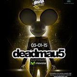 Deadmau5 - Live @ 5 Years Of Mau5 (Ciudad de Guatemala, Guatemala) - 03.01.2015