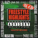 ReCycleRecords Freestyle Highlights Nonstop-Megamix XL-CD