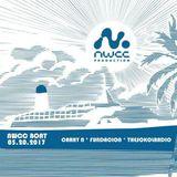 TheSokolRadio Live @ NWCC Boat I 2017-05-20 dayset