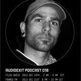 Audioexit Podcast018 - Robotron