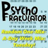 Random One-Mix-A-Day Week Mix: Tuesday
