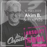 Absolut Soul Show /// 6.03.2019 on SOULPOWERfm