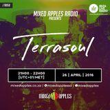 Mixed Apples Radio Show 050 - Ibiza Live Radio - mixed by TerraSoul (Cape Town, ZA)