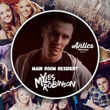 Antics Main Room Mix 2018 - Myles Robinson