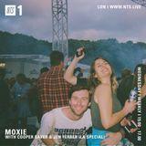 Moxie w/ Cooper Saver & Jen Ferrer - 16th October 2019