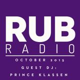 Rub Radio (October 2015)
