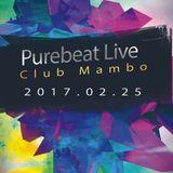 Purebeat Live@Club Mambo Tiszaújváros (2017.02.25)