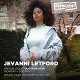 Jevanni Letford w/ Olivia Nelson | 5th November 2018
