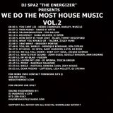 WE DO THE MOST HOUSE MUSIC VOL.2