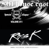 801 Housecast Vol. 11 Mixed By ROSS K