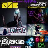 SMOKE BREAK WITH DJ TOKZ PROUDLY PRESENTS LADIES NIGHT - 2:25:19 LIVE ON NSBRADIO.CO.UK