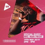 Code & Entry Presents - Sunday Roast Sessions with Mic Man Frost - 19th May 2019