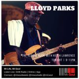 LLOYD PARKS IN CONVERSATION & HIS MUSIC on THE REGGAE ROCK Mi-Soul Radio 27/9/17