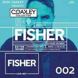 Coakley's Collective // 002 - LIVE @ Fisher in The Button Factory | 28.07.2018