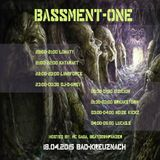 Todesangst Bassment-One Warm Up Mix (by Lonaty)