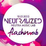 Flashmob Djs @ Neutra Music Lab, 12.01.2013