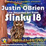 Justin OBrien - Slinky 18 Live - April 2017