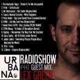 Urbana radio show by David Penn #441:::Guest: Lex Green