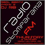 Real Beats by RB Show 2 Part 2 radio.stomparamafm.com