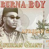 African Giant (Burna Boy) Mixtape