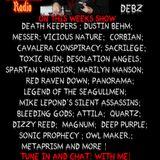 15.02.18 Mistress's Pit with Demonize Debz on Metal Devastation Radio