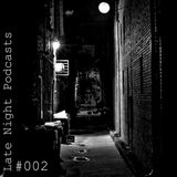 Vedran Komm - Late Night Podcast 2013