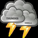 'Thunder' - Derilla