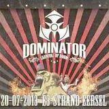 Dominator 2013 Warm up mix (Summertime)