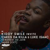 Kiddy Smile invite Cakes Da Killa & Luke Isaac - 03 juin 2016