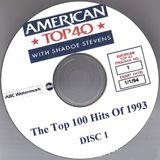American TOP 40 with Shadoe Stevens, 14th of March, 1992 part 4