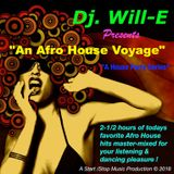 """""""An Afro House Voyage"""""""