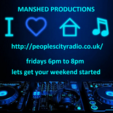 Manshed Productions PEOPLES CITY RADIO SHOW 05\08\16
